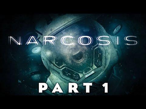 NARCOSIS - Deepsea Adventure gone wrong!! (Narcosis Gameplay Walkthrough Part 1)