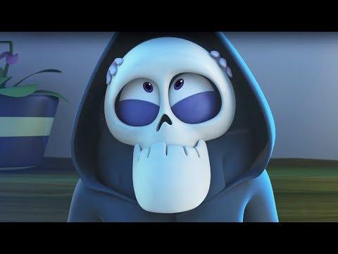 Funny Animated Cartoon | Spookiz Zizis Halloween Costume Disguise 스푸키즈 Cartoon For Children