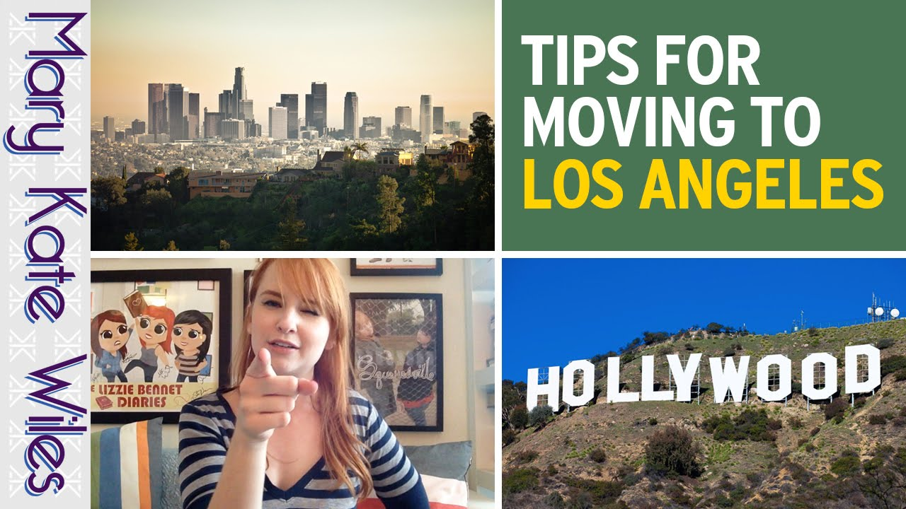 Tips for moving to los angeles or maybe just any big city for Moving to los angeles guide