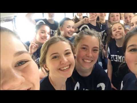 2017 Abington Heights Junior High Softball