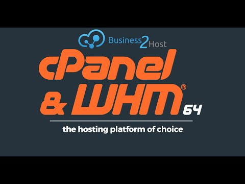 Business 2 Host - Tutorial - cPanel Tutorial_ How To Log In To cPanel thumbnail