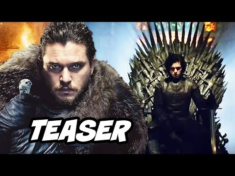 Plot For The First Episode Of 'Game Of Thrones' Season 8