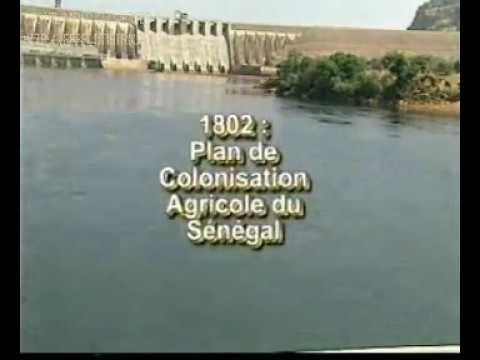 MAS et OERS -  historique OMVS  de 1802 à 1972