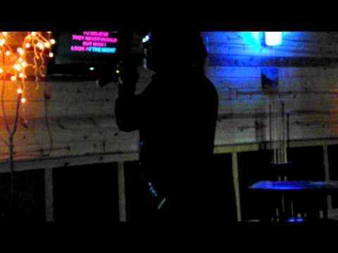 Karaoke in Parker, SD on a Saturday night
