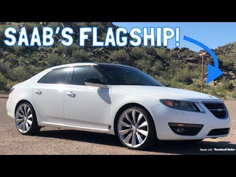 2011 Saab 9-5 Turbo6 Review - The Last New Saab!