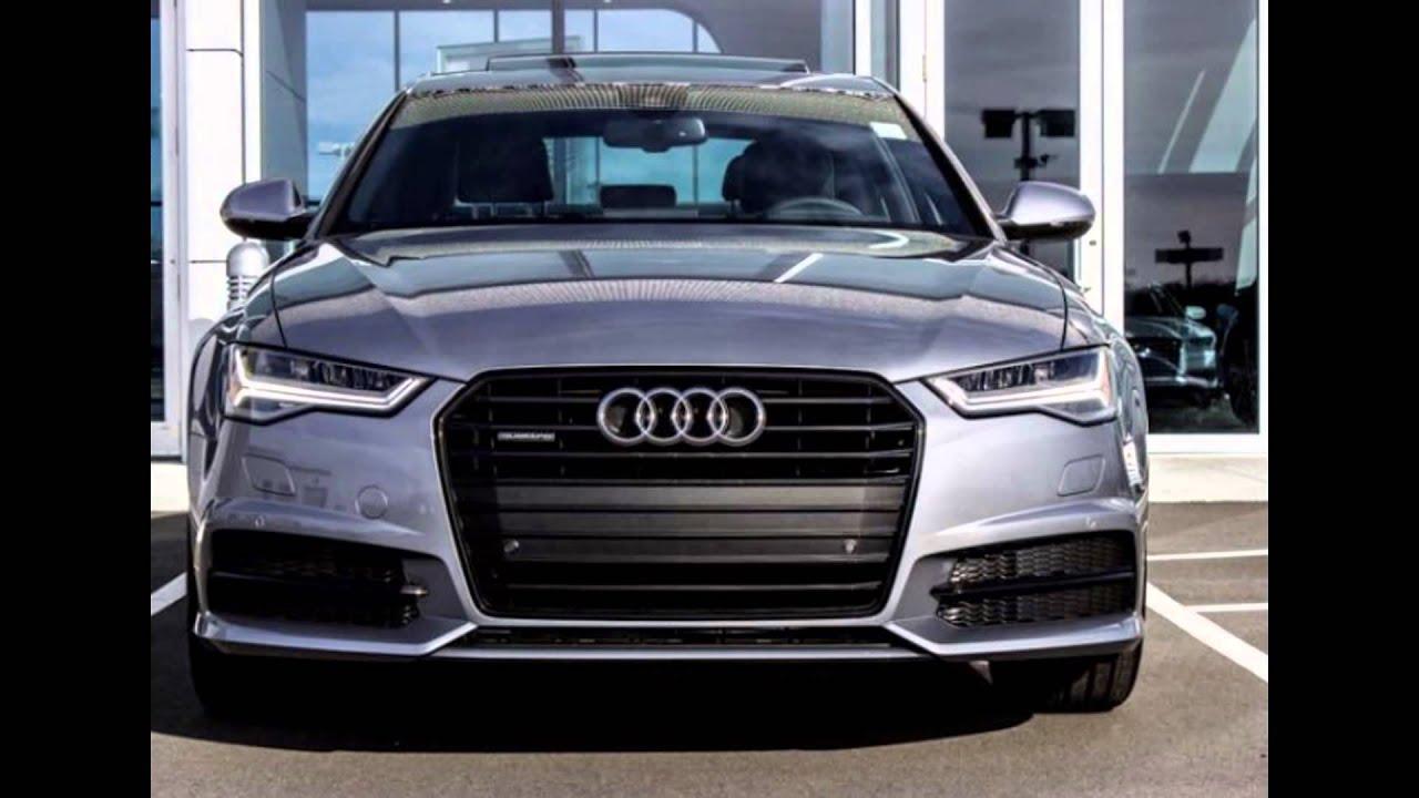 2016 Audi S6 Tornado Gray metallic - YouTube