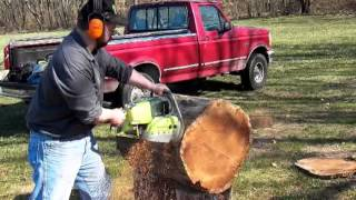 Pioneeer 750 chainsaw, again
