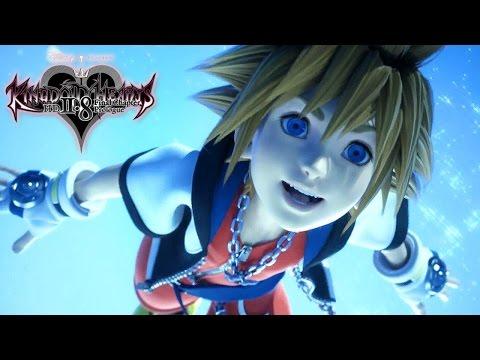 Kingdom Hearts HD 2.8 - Dream Drop Distance Opening Cinematic  @ 1080p HD ✔