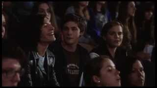 The Perks of Being a Wallflower - Football scene