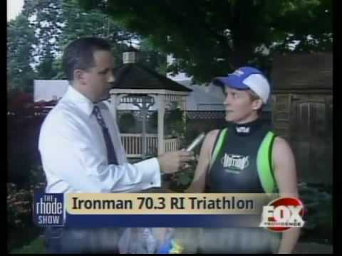 Ironman 70.3 RI Triathlon