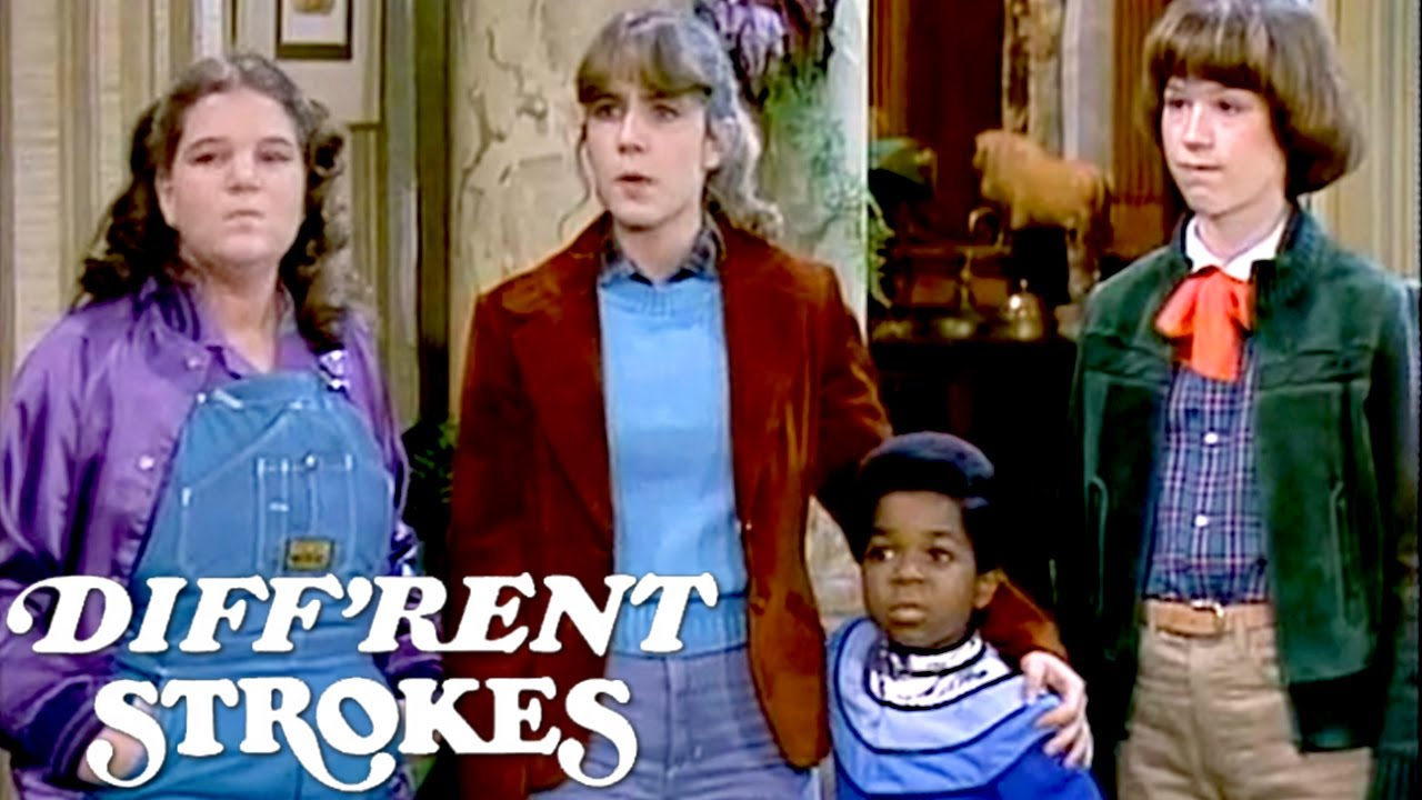 Kimberly Declares War On Willis | Diff'rent Strokes