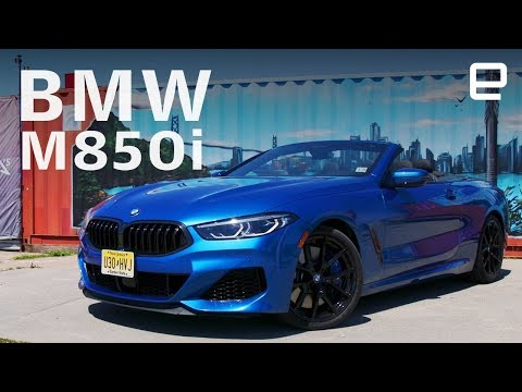 BMW M850i Review: Top-down speed and tech