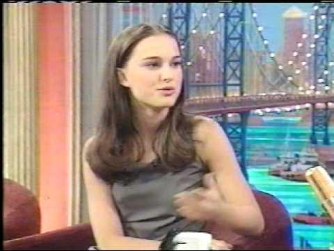 Natalie Portman on the Rosie O'Donnel Show