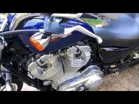 Harley Davidson Sportster Only Starts in Neutral, Will Not Start In Gear  *FIX*