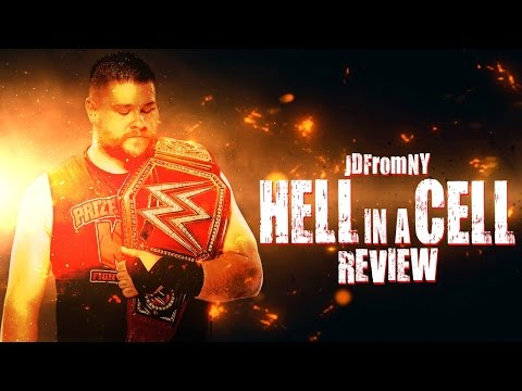 WWE Hell In A Cell 10/30/16 2016 Review & Results