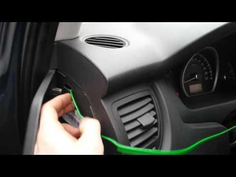 видео: как установить неоновый шнур1