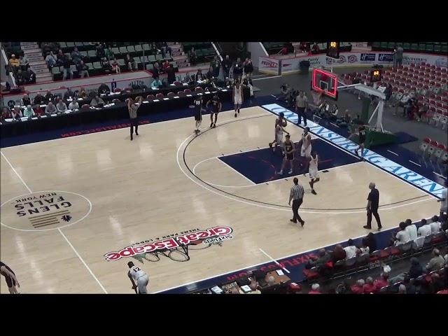 Game Highlights Boys' Varsity: Frederick Douglass 49 vs Albany Academy 75