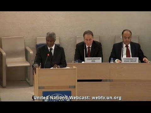 Kofi Annan, Commemoration in Honour of Nelson Mandela (17 Dec 2013)