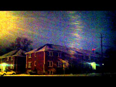 Weird Noise Oshawa, Ontario Jan 23 2012 3:58am
