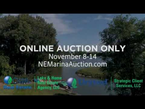 Auction - Nebraska Home & Marina Bar & Grill