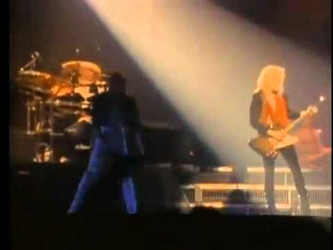 Def Leppard   Too Late For Love   In The Round In Your Face HQ