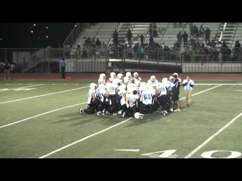 AGMS 8th  football wins 2010