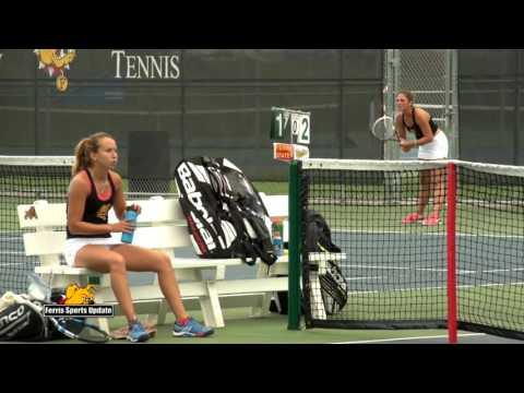 Ferris Sports Update TV - Tennis Coach Chad Berryhill
