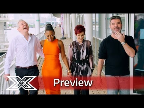 Preview: Mel B fills in for Nicole Scherzinger | The X Factor 2016