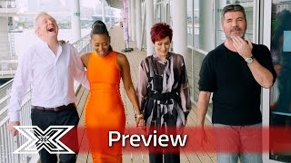 preview mel b fills in for nicole scherzinger   the x factor 2016
