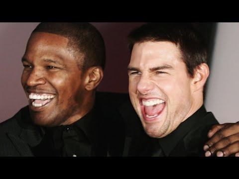 download A Look Back at Tom Cruise and Jamie Foxx's Friendship as Foxx Steps Out With Katie Holmes
