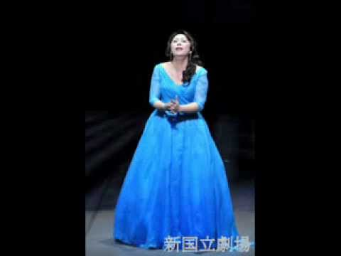 "Mihoko Kinoshita ""Vissi d'arte, vissi d'amore"" from Tosca by Puccini.wmv"