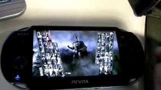 Remote Play PS4 in PSVita: Injustice Gods Among Us