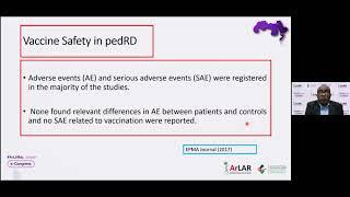 Mohamed Abu Shukair || Vaccination of Children with Rheumatic Diseases