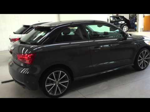 Audi a1 3 porte 1 4 tdi ultra youtube - Audi a1 3 portes occasion ...