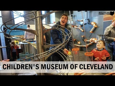 Cleveland Children's Museum Video Tour