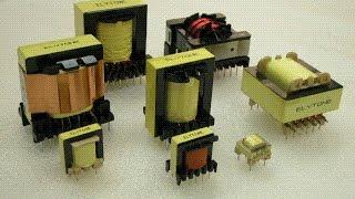Как разобрать импульсный трансформатор. Электроника на кухне...