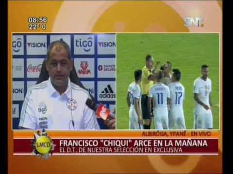 "Entrevista exclusiva en ""La Mañana"" de Francisco ""Chiqui"" Arce"
