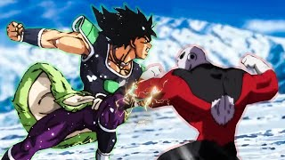 Broly is STRONGER Than Jiren (Proof) TRUE POWER UNLEASHED!