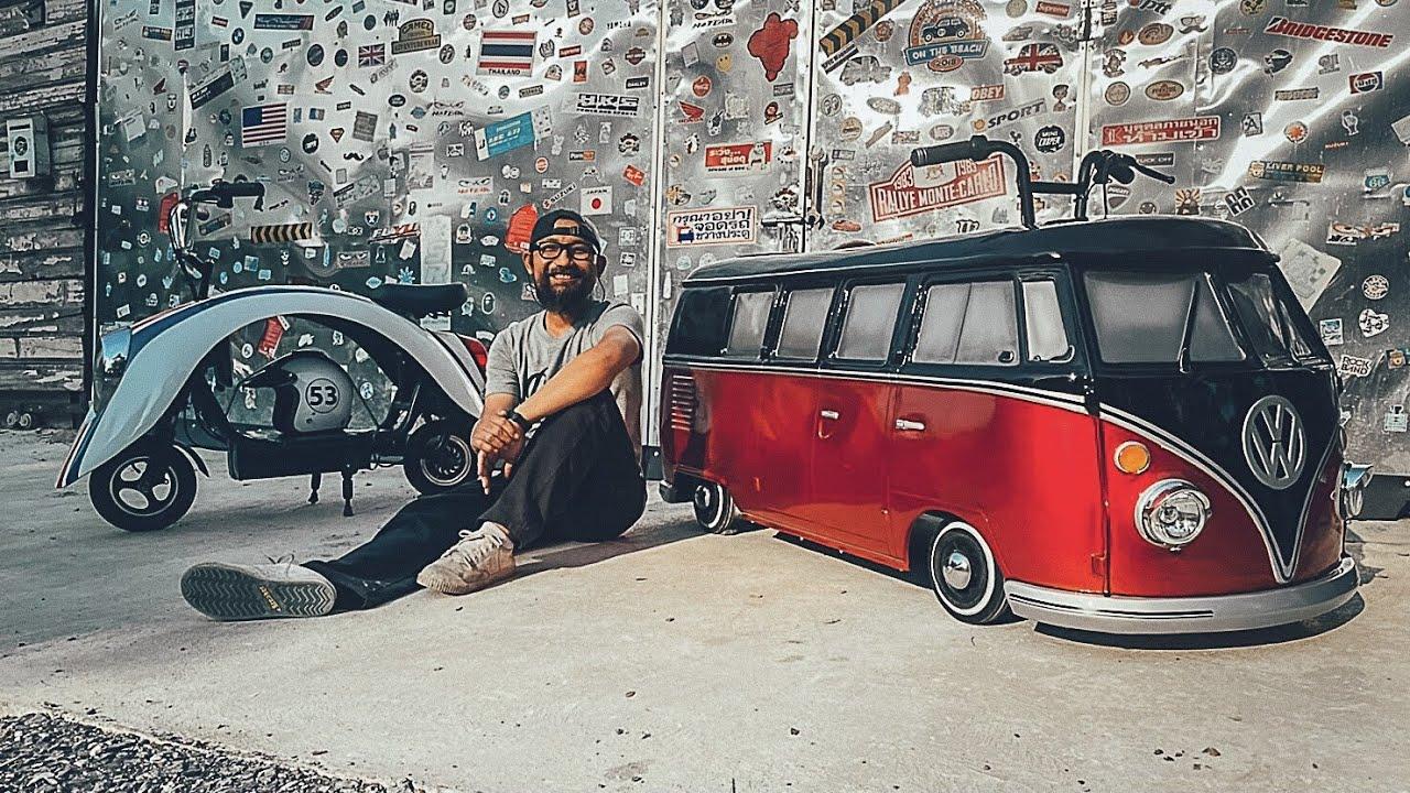 DOGTOR GARAGE ตอน Volkswagen Toy เต่าตู้ กู้โลก