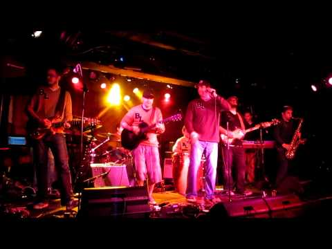 "Barley Legal performing ""California"" at Brixton in Redondo Beach, CA 2-25-2011"