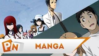 Steins;Gate & B Gata H Kei - Patch Note Manga