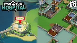 GAAN VOOR DE 3 STAR HOSPITAL! - Two Point Hospital #6