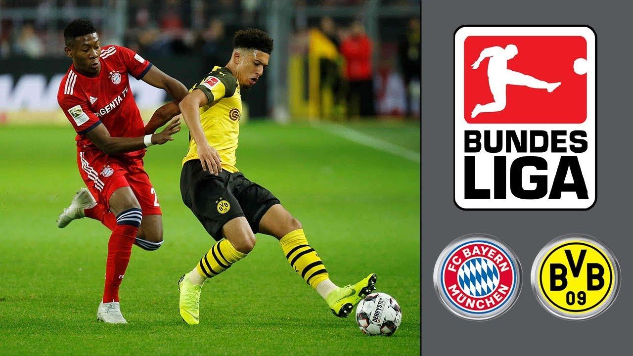 Fc Bayern MГјnchen Vs Borussia Dortmund