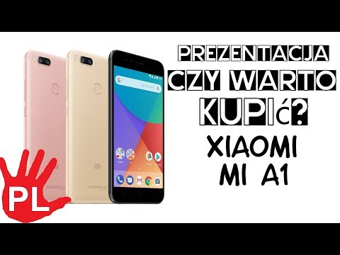 Xiaomi Mi A1 PL - Czy Warto Kupić? (Test Rozpoczęty-OPIS!)
