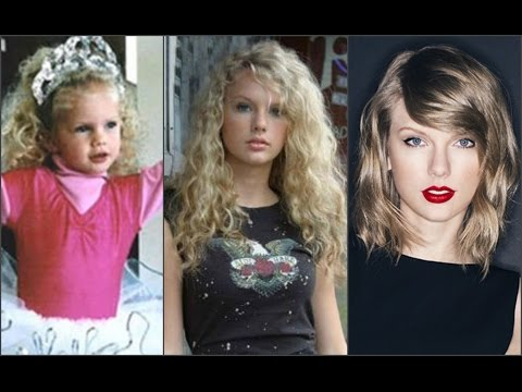 Taylor Swift : A life in pictures