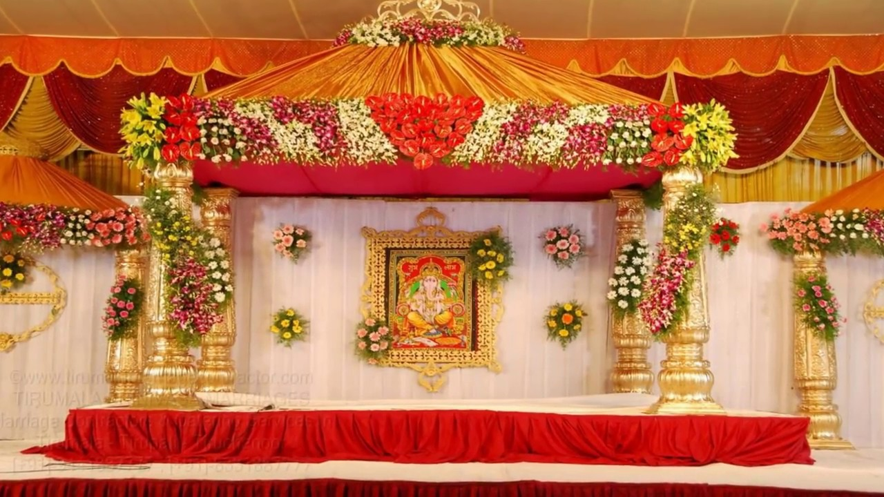 decorations events decor aica church stage for by wedding decoration