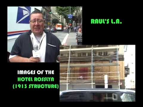 RAUL'S L.A. - DOWNTOWN HOTELS / LEGENDS OF AVIATION