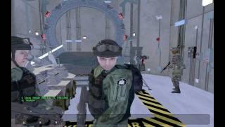 Stargate Sg-1 Game