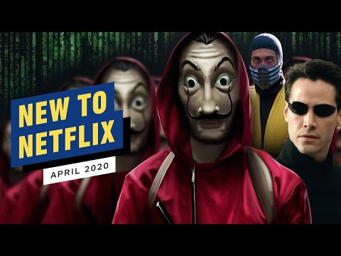 New To Netflix For April 2020