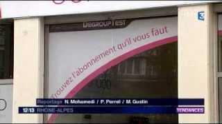Bonabo - Comparateur Offres Internet en ligne et en boutique - Reportage France 3 Rhone Alpes